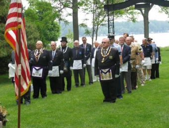 Masonic Procession 2007